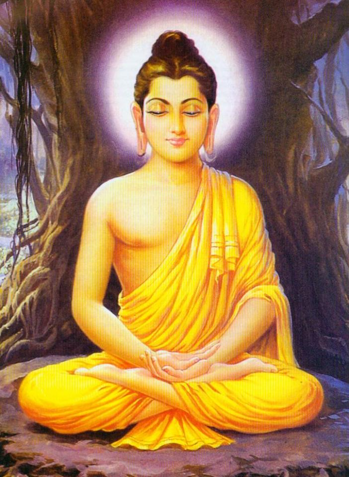The great Gautam Buddha